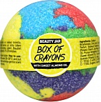 Beauty Jar BOX OF CRAYONS vannas burbuļbumba, 150g