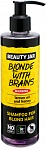 Beauty Jar BLONDE WITH BRAINS - Šampūns blondiem matiem, 250ml