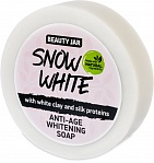 Beauty Jar SNOW WHITE  - balinošas anti-age ziepes