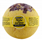 Beauty Jar YELLOW DIAMOND vannas burbuļbumba
