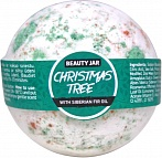 Beauty Jar CHRISTMAS TREE vannas burbuļbumba, 150g