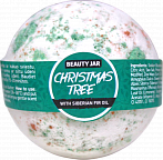 Beauty Jar CHRISTMAS TREE burbuļ bumba, 150g