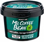 Beauty Jar MR. COFFEE BEAN - Detox sejas skrubis, 50g