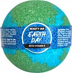Beauty Jar EARTH DAY vannas burbuļbumba, 150g