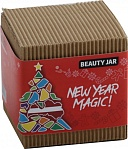Beauty Jar dāvanu komplekts Box with New Year Secrets